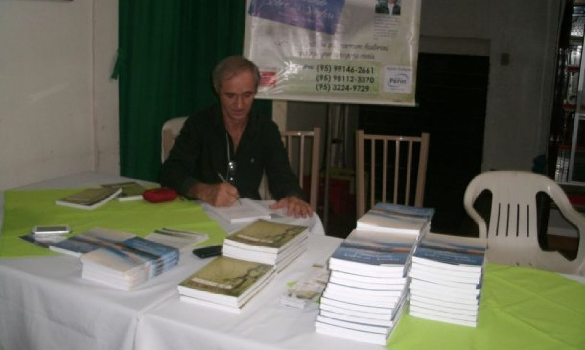 Escritor João Euclides Junges